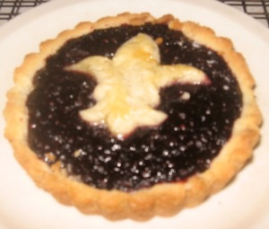 blackberry hand pie